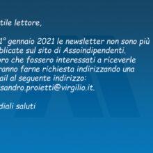 Newsletter N. 6 / 2021